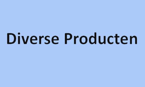 Diverse producten
